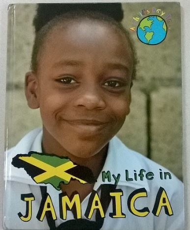 "The children's book ""My Life in Jamaica"", with photography by Andrew P. Smith"