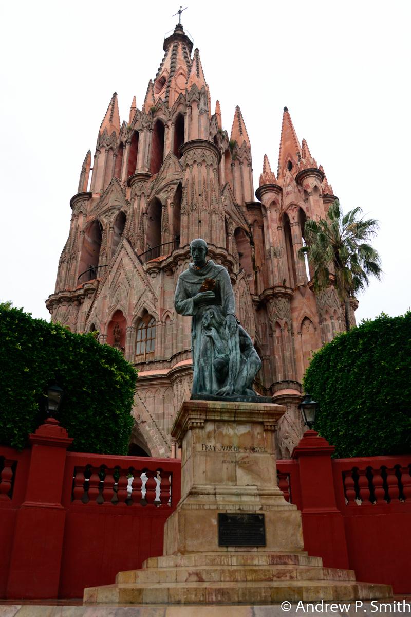 La Parroquia, Church of St. Michael the Archangel.