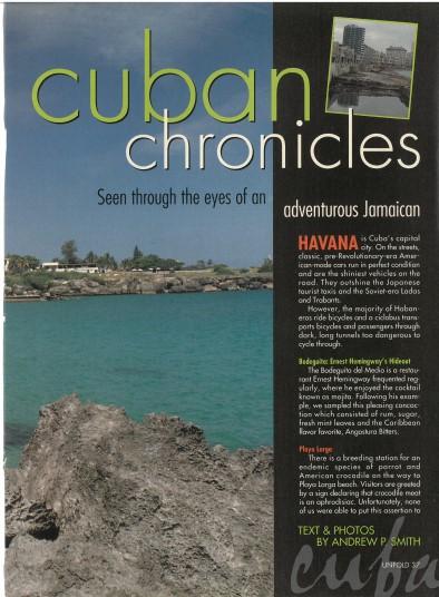 UCC Cuba 2